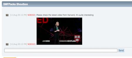 Emded Videos