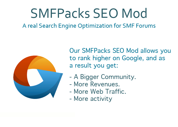 SMFPacks SEO gives your website the push it needs at Google